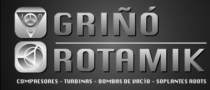 GRIÑO-ROTAMIK COMPRESSORS - SIDE CHANNEL BLOWERS - ROOTS